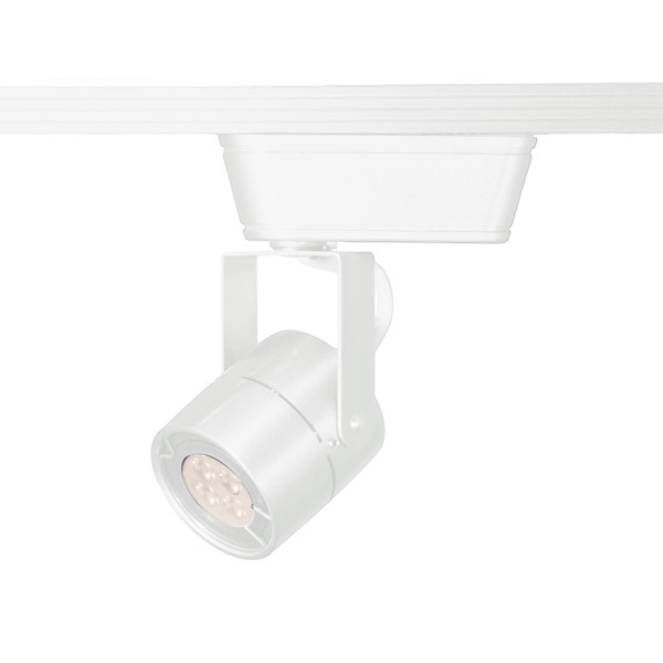 Cylinder Low Voltage Track Fixture - Includes 8 Watt LED MR16 Image