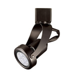 Gimbal Ring Track Fixture - Includes 8W LED MR16 - GU10 Base Image