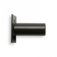 Horizontal Wall Mount Tenon Bracket - Extends 10 inches - For use with 2-3/8 in. Inside Diameter Slipfitters