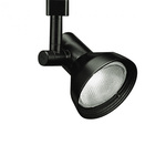 Conical Spotlight Track Fixture - Black Image