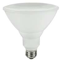 LED - 17.5 Watt - PAR38 - 85W Equal - 1566 Candlepower - 40 Deg. Flood - 3000 Kelvin Halogen White