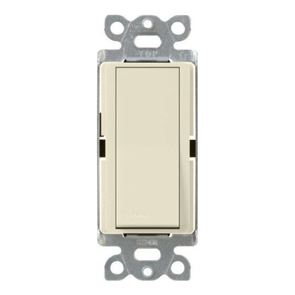 Lutron CA-3PSNL-LA - 15 Amp Max. - Switch w/ Night Light Image
