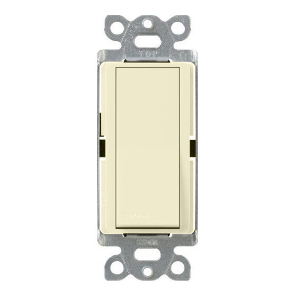Almond - 15 Amp Max - Decorator Switch Image
