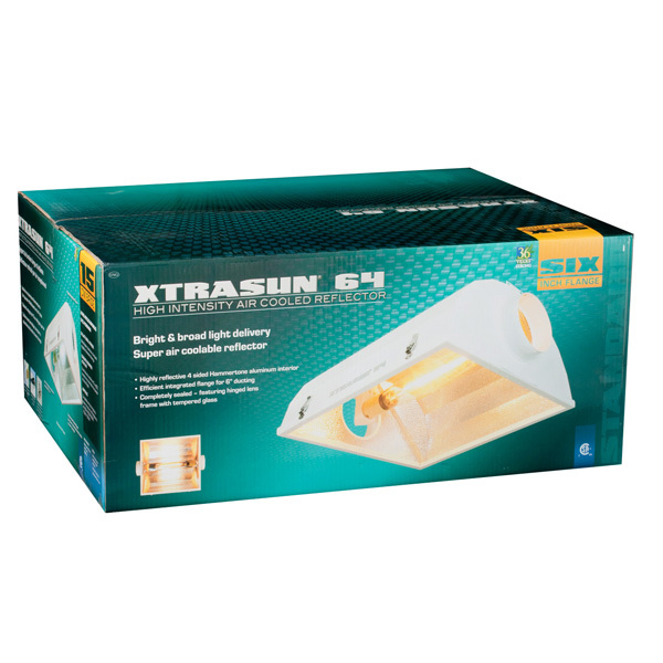 Xtrasun 64 Reflector - 6 in. Flange AC Unit Image