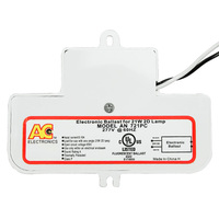 AC Electronics AN-721PC - (1) Lamp - 21 Watt 2D CFL - 277V - Rapid Start - 0.90 Ballast Factor