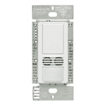 Lutron Maestro MS-B102-WH - White - Passive Infrared (PIR) With Ultrasonic Technology  Image