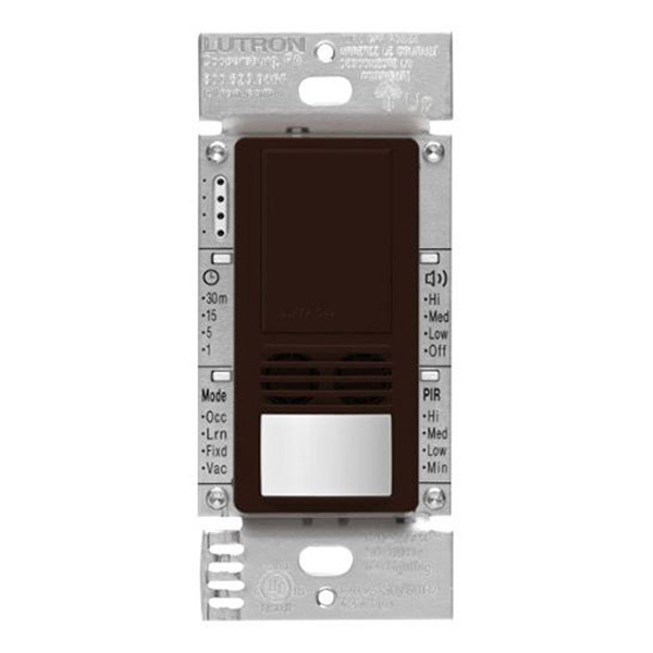 Lutron Maestro MS-B102-BR - Brown - Passive Infrared (PIR)  Image