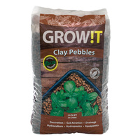 Growing Media - 25 Liters - Clay Pebbles - Grow!T GMC25L