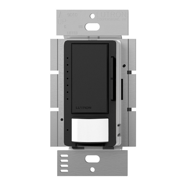 Lutron Maestro MS-OP153M-BL - Black - Passive Infrared (PIR) Image