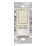 Lutron Maestro MS-B202-LA - Light Almond - Passive Infrared (PIR) Image