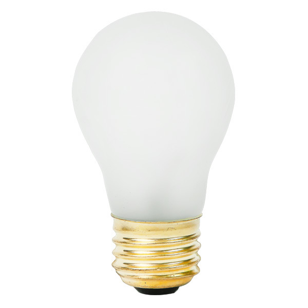 60 Watt - A15 - Frosted - Appliance Bulb Image