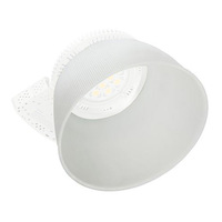 16 in. White Acrylic Reflector - Cree CXBW1610 - 10 Pack - For High and Low Bay Fixtures