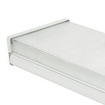 2 Lamp - 4 ft. - F32T8 - Fluorescent Wraparound Fixture Image