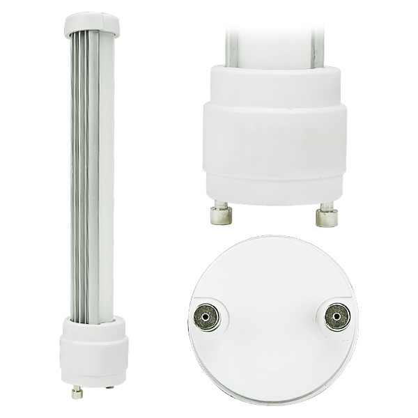 LED PL Lamp - 8.5 Watt - GU24 Base Image