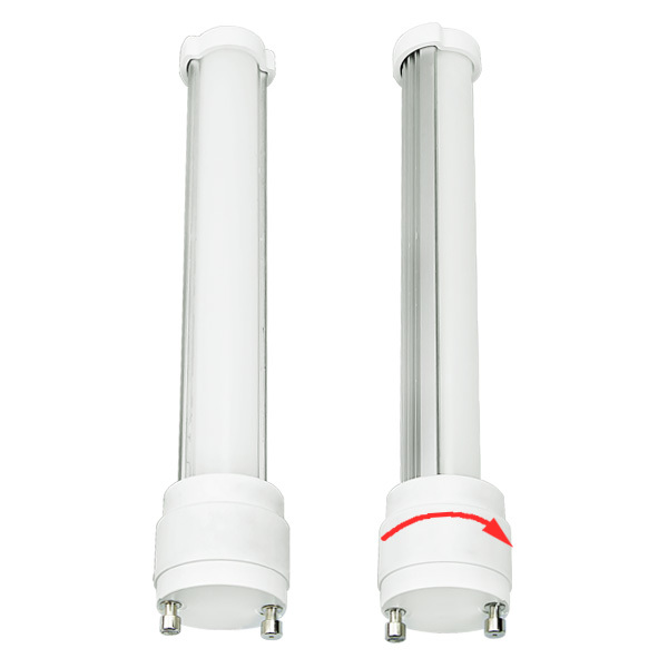 LED PL Lamp - 8.5 Watt - GU24 Image