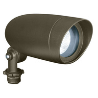 Nuvo 76-645 - PAR16 Bullet Flood Light - 120 Volt - Dark Bronze Finish
