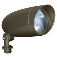 Nuvo 76-646 - 75 Watt Max. - Incandescent - PAR20 Bullet Flood Light - 120 Volt - Dark Bronze Finish