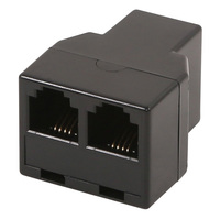 3 Way Cable Splitter - Accepts RJ14 Ends - For Use With Gavita Interconnect Cables