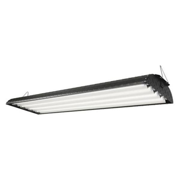 4 ft. - 4 Lamp - F54T5-HO - Tek PRO 44 - Fluorescent Grow Fixture Image