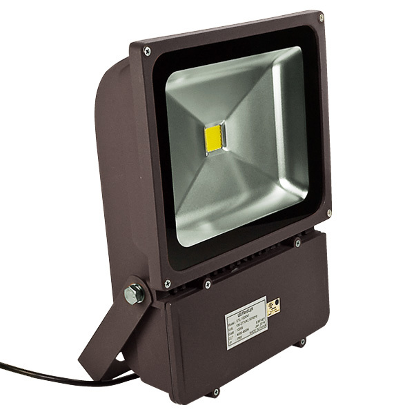 Led Flood Light Fixture 7200 Lumens Image