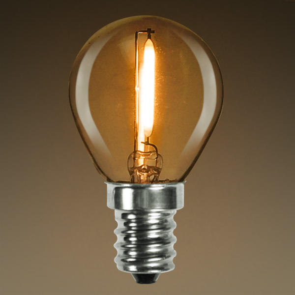LED S11 Bulb - Color Matched For Incandescent Replacement Image