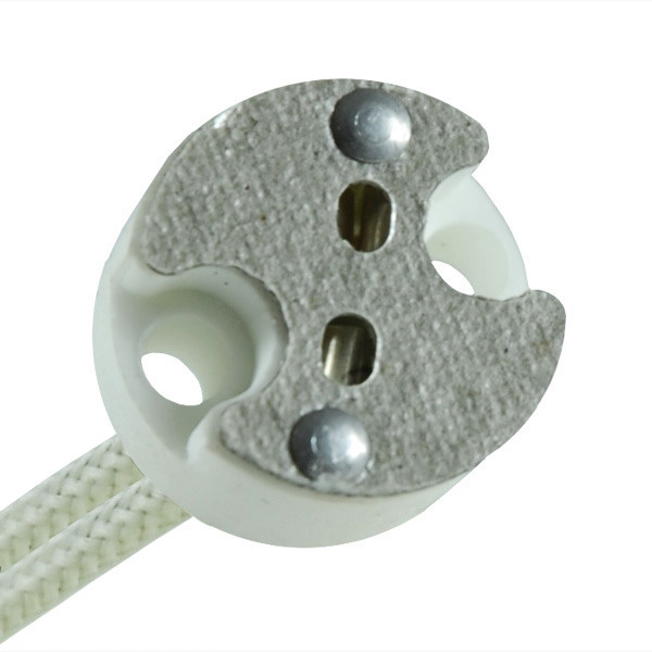 Mini Bi-Pin Socket Image