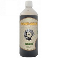 1 L - Root-Juice - Root Stimulator - Hydroponic Nutrient Solution - BioBizz BBRJ1L