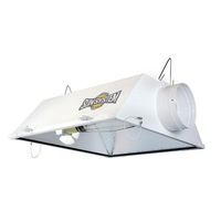 6 in. - Yield Master II - MH or HPS - Mogul Socket - Operates up to 1000 Watt Lamp - Tempered Safety Glass - Ballast and Lamp Sold Separately - Sun System 904425