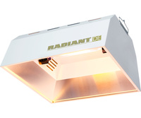 Radiant DE Reflector - HPS Double Ended Bulb Only - K12x30s Sockets - Operates up to 1000 Watt Bulb