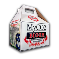 MyCO2 Mushroom Bag 749400 - Bloom - Rapid Release CO2 Output Bag
