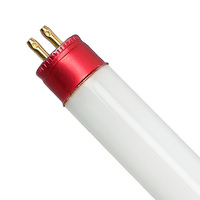 PowerVEG Red - 4 ft. - 54 Watt - T5 - High Output Fluorescent Grow Bulb - 633nm