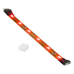 4 in. - Red - LED - Strip Light - Dimmable - 12 Volt Image