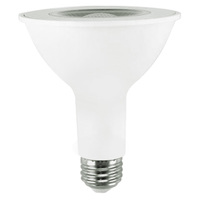 800 Lumens - 3000 Kelvin - LED - PAR30 Long Neck - 13 Watt - 75W Equal - 40 Deg. Flood - CRI 90