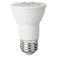 500 Lumens - 4000 Kelvin - LED - PAR16 - 6 Watt - 50W Equal - 25 Deg. Narrow Flood - CRI 90