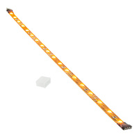 12 in. - Yellow - LED Tape Light - Dimmable - 24 Volt