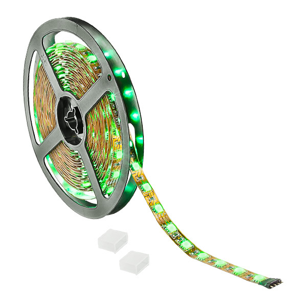 16 ft. - Green - LED Tape Light - Dimmable - 24 Volt Image