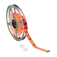 16 ft. - Red - LED Tape Light - Dimmable - 24 Volt