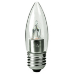 LED - 4.5 Watt - Decorative Torpedo - 25 Watt Equal Image