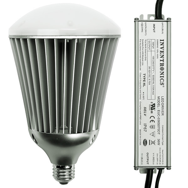 High Wattage LED Retrofit - PAR38 - 30 Watt Image