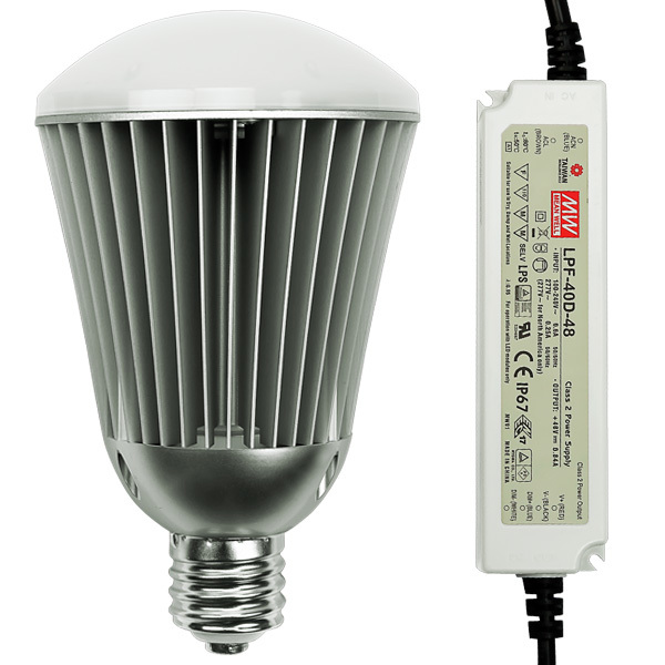 4900 Lumens - 45 Watt - LED Retrofit Lamp Image