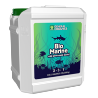 2.5 gal. - BioMarine - All Stages Fertilizer - Hydroponic Nutrient Solution - General Organics GH5354