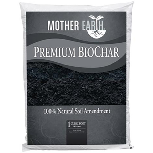 Soil Conditioner - Biochar - 1 cu. ft. Image
