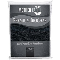 Soil Conditioner - 1 cu. ft. - Biochar - Mother Earth