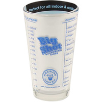 Big Shot Measuring Glass - 16 Ounces - Teaspoons, Tablespoons, Ounces, and Milliliters - Glass - Sunlight Supply 740625