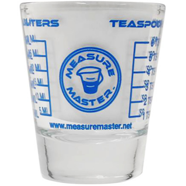 Sure Shot Measuring Glass - 1.5 Ounces Image