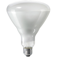 300 Watt - R40 - Incandescent Reflector - Frosted - Flood - Medium Base - 2,480 Lumens - 2,000 Life Hours - 120 Volt