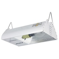 150 Watt - Mini Sunburst - Grow Light Reflector Kit - Digital Ballast - HPS Lamp Included - Mogul Socket - 120 Volt - Sun System 900490
