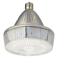 15,911 Lumens - 140 Watt - LED HID Retrofit - 400W Metal Halide Equal - 5700 Kelvin - Mogul Base - Universal Mount - Operates by Bypassing Existing Ballast