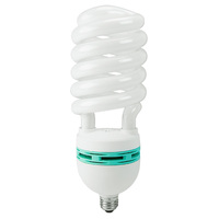 Spiral CFL - 85 Watt - 300W Equal - 2700K Warm White - 80 CRI - 46 Lumens per Watt
