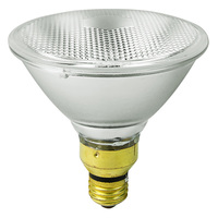 90 Watt Equal - PAR38 - Uses 70 Watts - Flood - Halogen - 1500 Life Hours - 1310 Lumens - 120 Volt